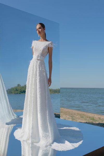 Colomba vestuvinė suknelė