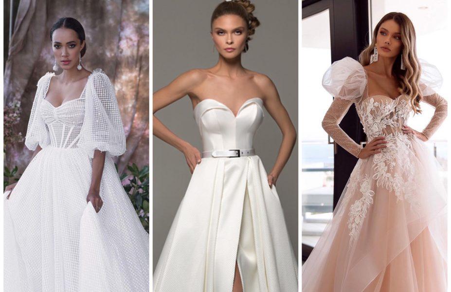 2020-ųjų vestuvinių suknelių tendencijos