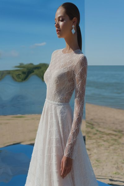 Via Lattea vestuvinė suknelė