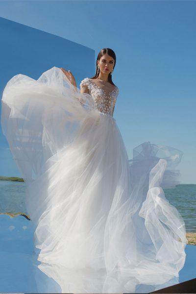 Gocce vestuvinė suknelė