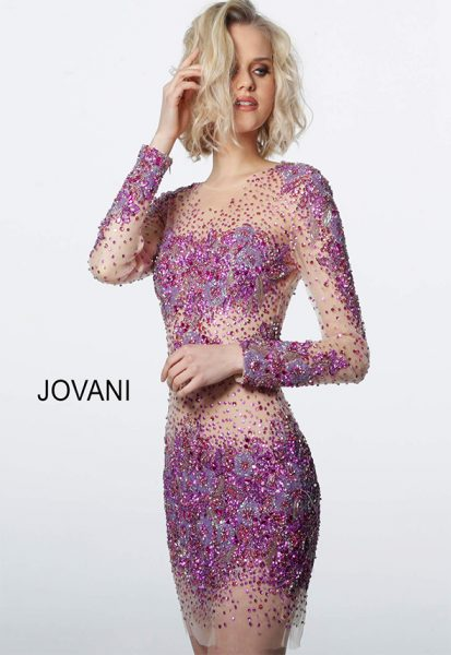 Evening dress Jovani 47598