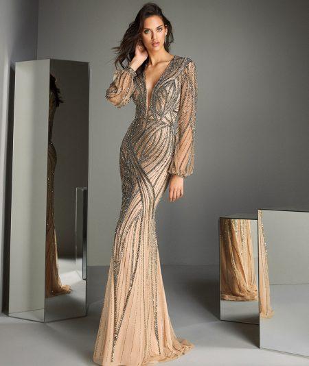 Difia evening dress