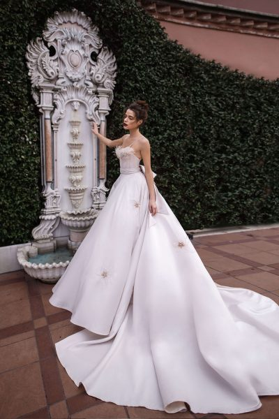 Djia wedding dress