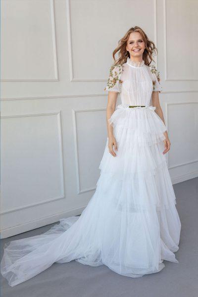 Gven cвадебные платья