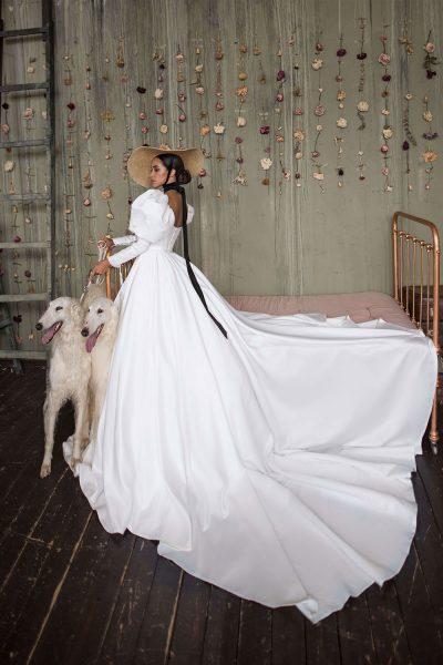 Itan vestuvinė suknelė
