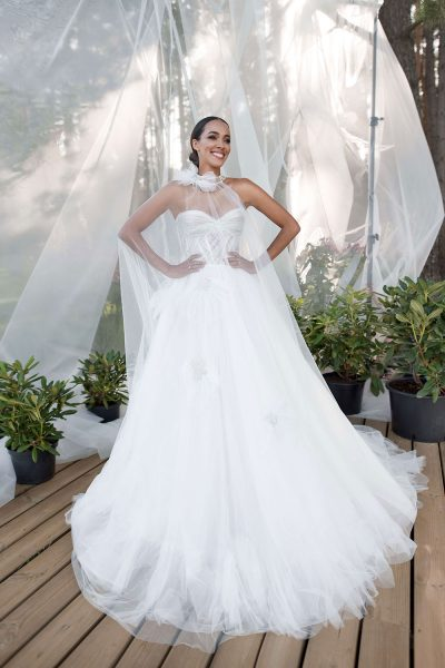 Ramili wedding dress