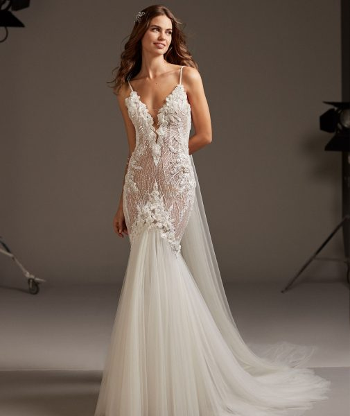 Galatea vestuvinė suknelė