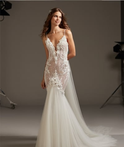 Galatea wedding dress
