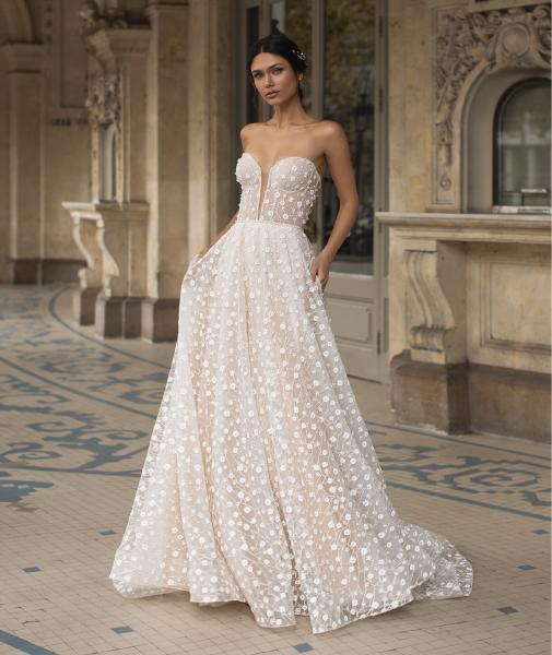Hopkins vestuvinė suknelė