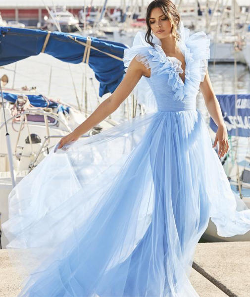 Tr-style-158 suknelė