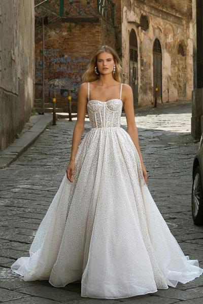 Diamond vestuvinė suknelė