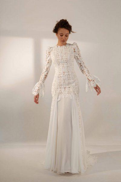 Ekaterina vestuvinė suknelė