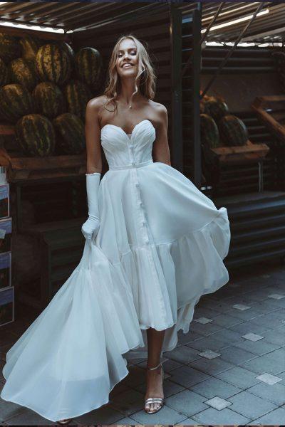 Elen vestuvinė suknelė
