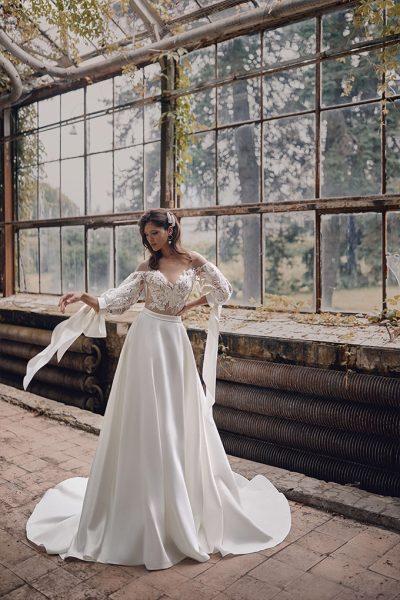 Kiara wedding dress