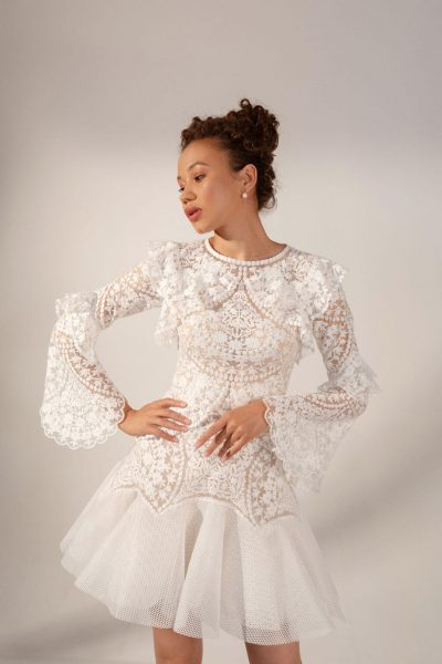 Yesenia wedding dress