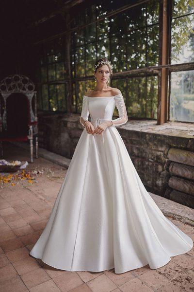 Eliza vestuvinė suknelė