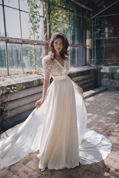 Ivanka wedding dress
