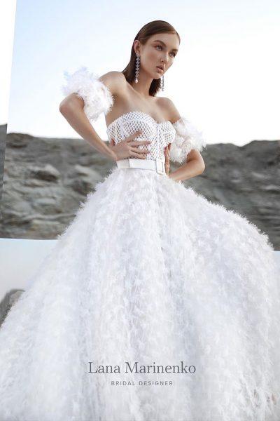 Pure vestuvinė suknelė