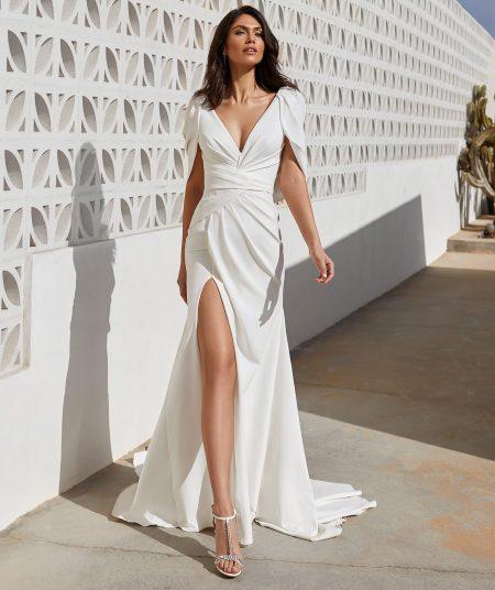 Abby wedding dress