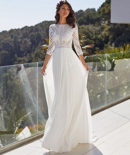 Bea wedding dress