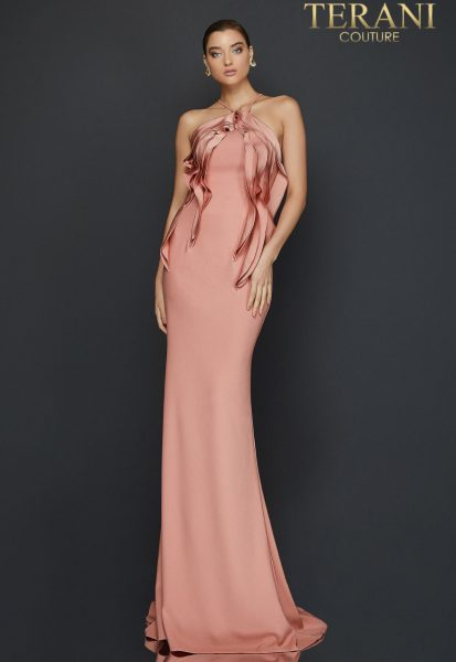 Bечернее платье Terani couture 2011