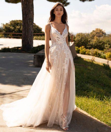 Hyperion wedding dress