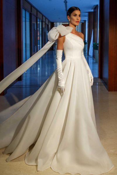 Duna wedding dress