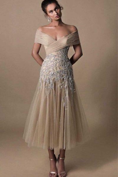 Evening dress 96019