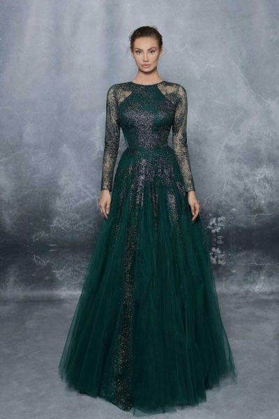 Evening dress 96029