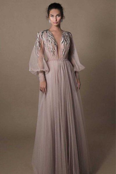 Evening dress 96077