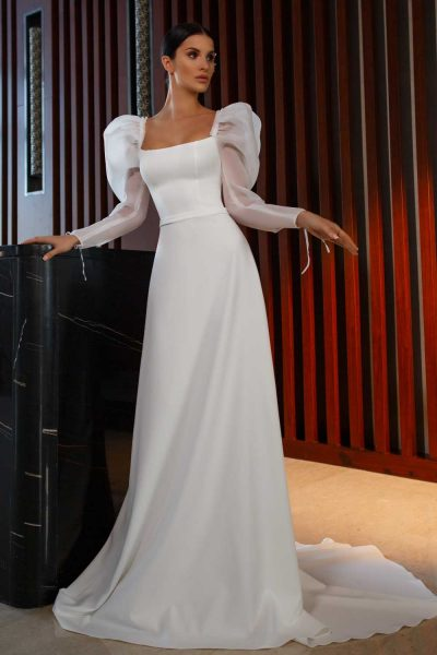 Figi vestuvinė suknelė
