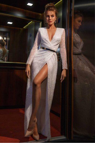 Hilton vestuvinė suknelė