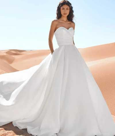 Geiranger vestuvinė suknelė