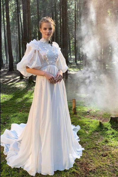 Virosa vestuvinė suknelė
