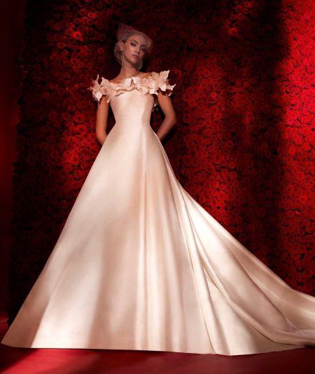 Freni vestuvinė suknelė
