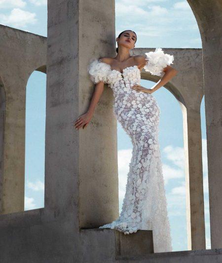 Nadine vestuvinė suknelė