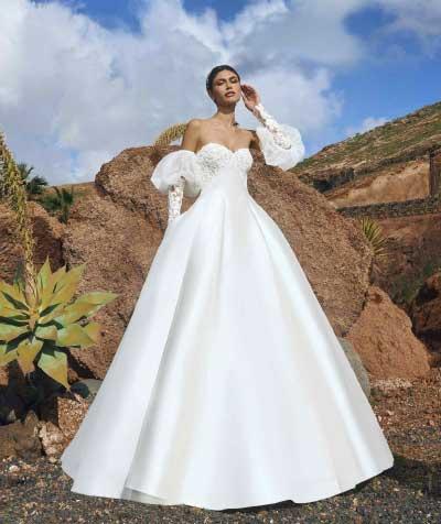 Rethi vestuvinė suknelė