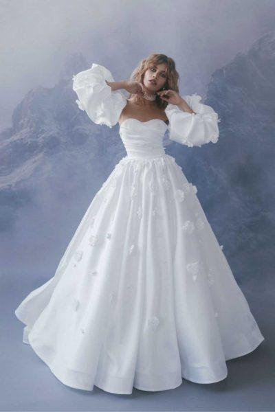 Bridjit vestuvinė suknelė